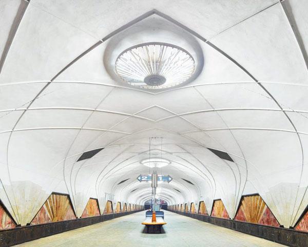 """станция метро """"Аэропорт"""""""