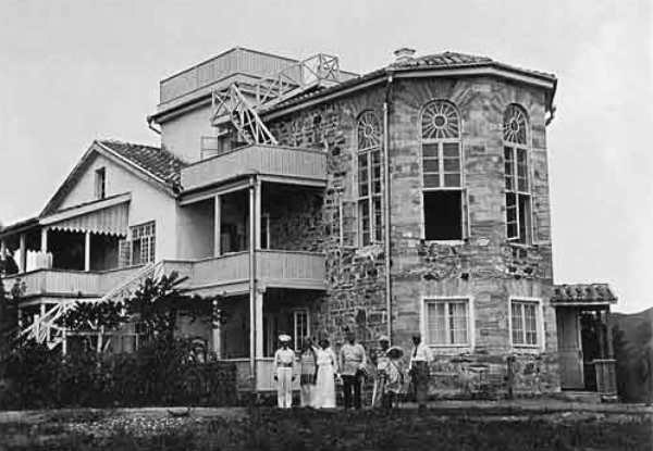 Дом Поэта. Ок. 1910 г.