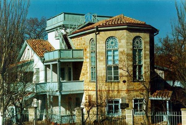 Дом-музей М.А. Волошина.