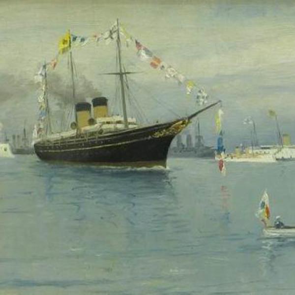 царская яхта Штандарт