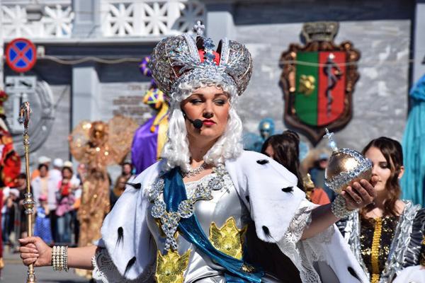 Роль Императрицы Екатерины II удалась на славу!