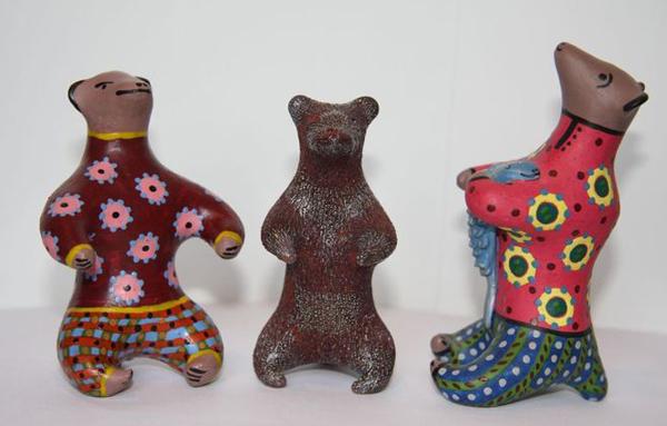 01-дымковская игр-медведь