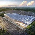 Строится новый аэропорт в Симферополе