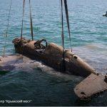 В Керченском проливе нашли «чудо безмоторной авиации»