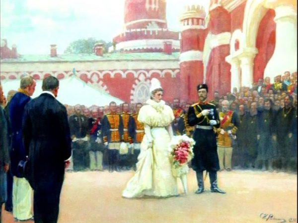 26 мая 1896 г. Окончание торжеств коронации Николая-2