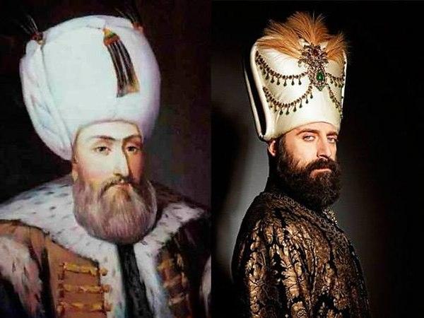 01- Sultan Suleyman=