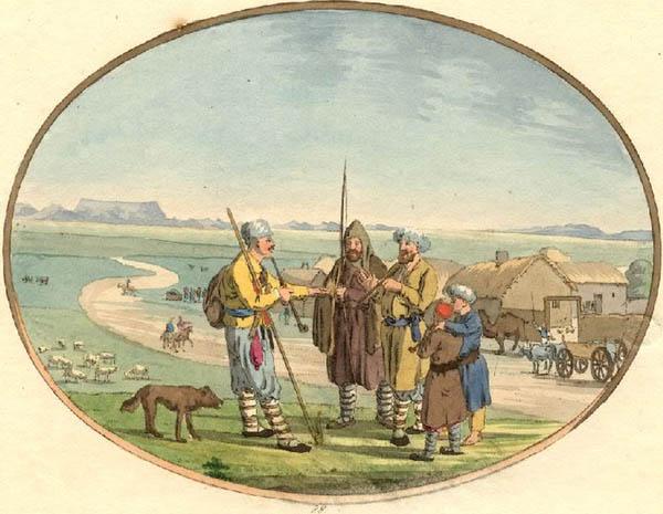 1-крым-татар-1804-гейслер_Der_Tschapan_oder_tatarischer_SchGfer