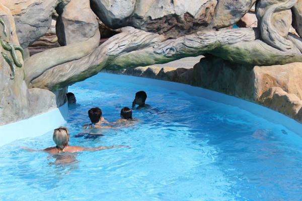 Аквапарк в Евпатории - западный Крым