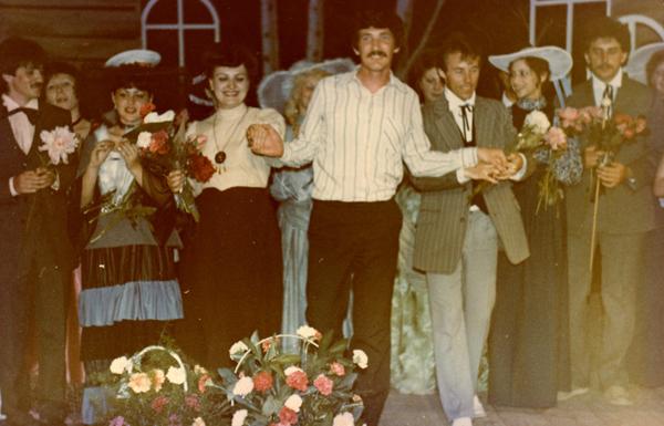премьера спектакля «Какое счастье!» по А.Чехову, реж. О.Пермяков