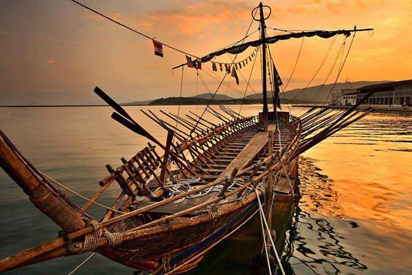 Argo в гавани