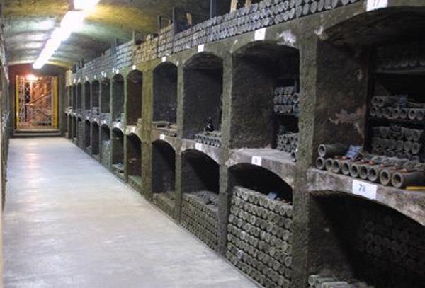 массандра-подвал