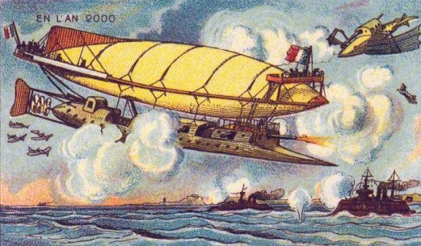 Летающие корабли