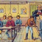 Предсказания будущего на сигаретных вкладышах 1900 года