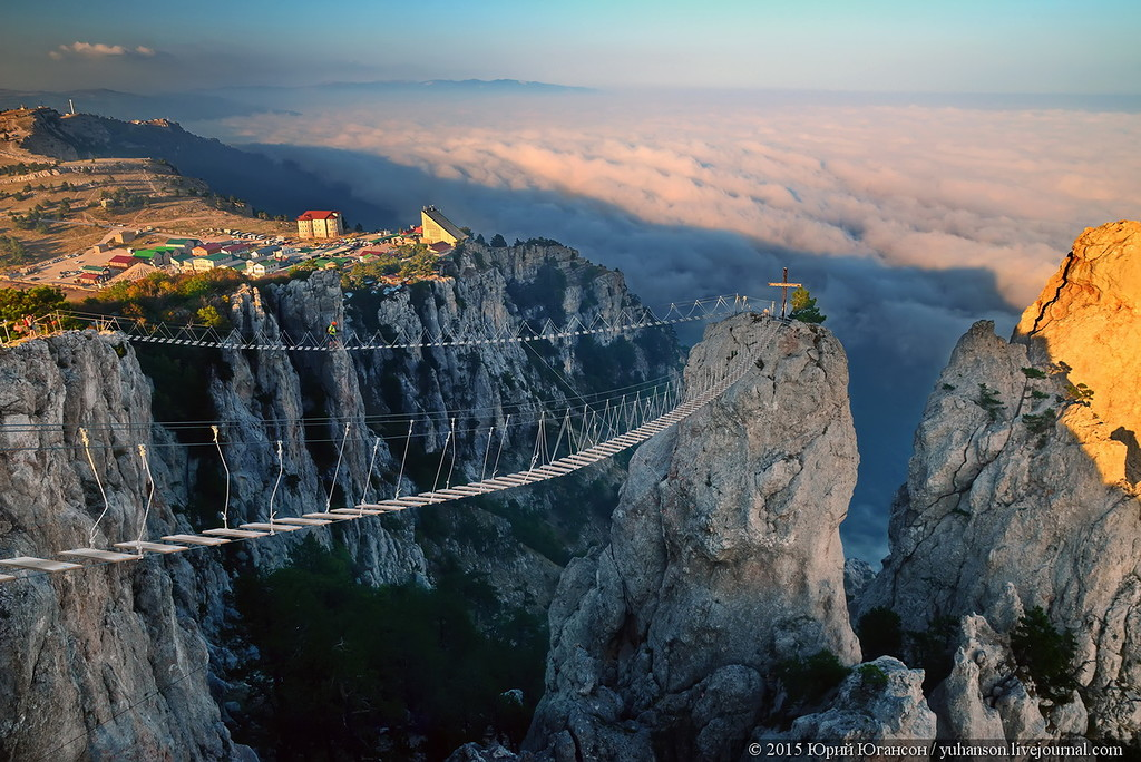 ай-петри-подвес-мост