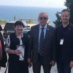 Делегация из Норвегии в восторге от увиденного в Крыму