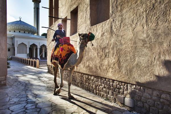Old-Dubai Emirati