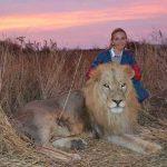 Татьяна Навка стала «крестной мамой» львят