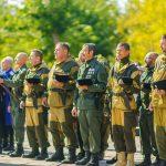 Казачий фестиваль «Евпаторийские казачьи забавы»
