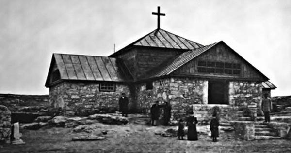 0-Храм Богородицы Влахернской, фото 1912 года