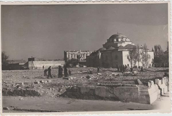 Мечеть Джума-Джами без минаретов. До 80-х