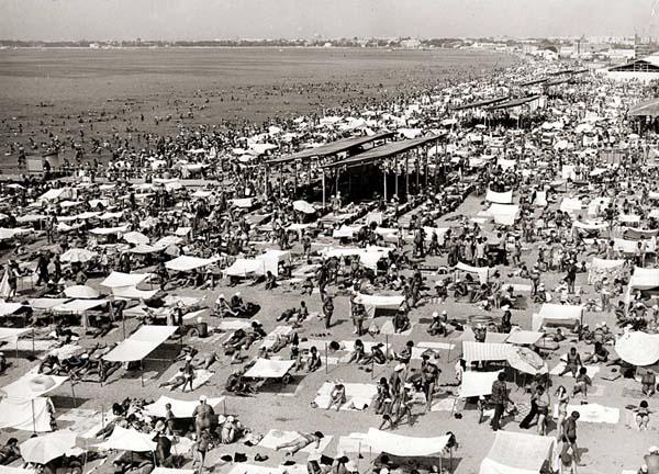 Новый пляж -70-е