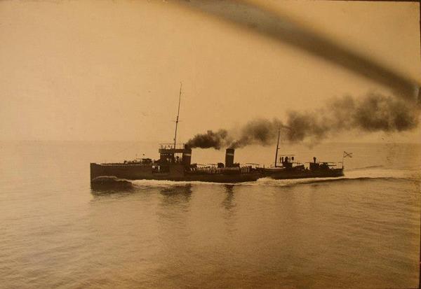 корабль-40