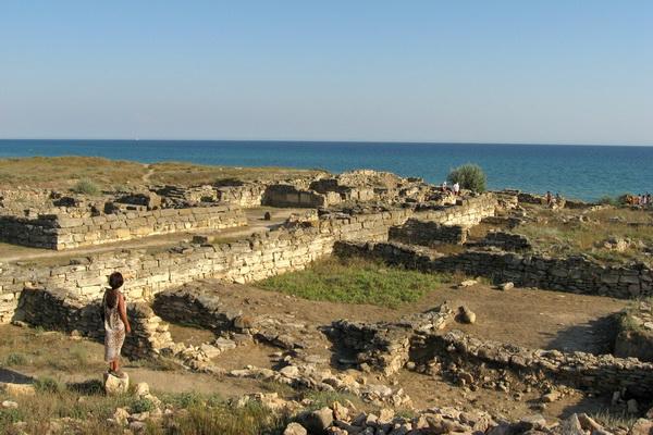 0-Античное городище Беляус-