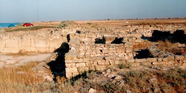 0-Античное городище Беляус--