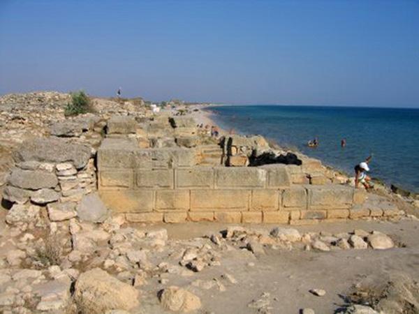 0-Античное городище Беляус----