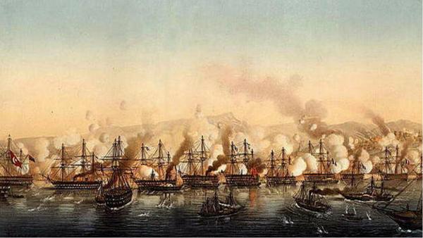0-ничтожение кораблей коалиции