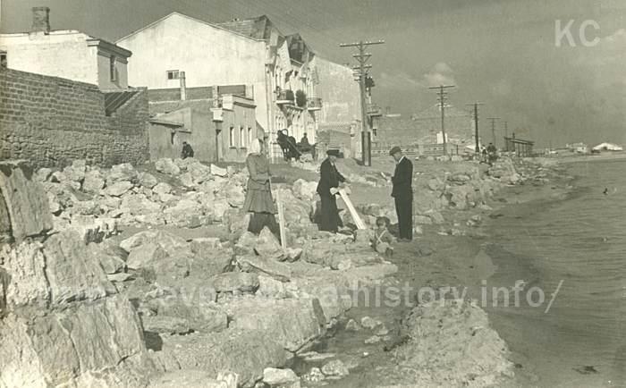 1950-е года. Восстановление