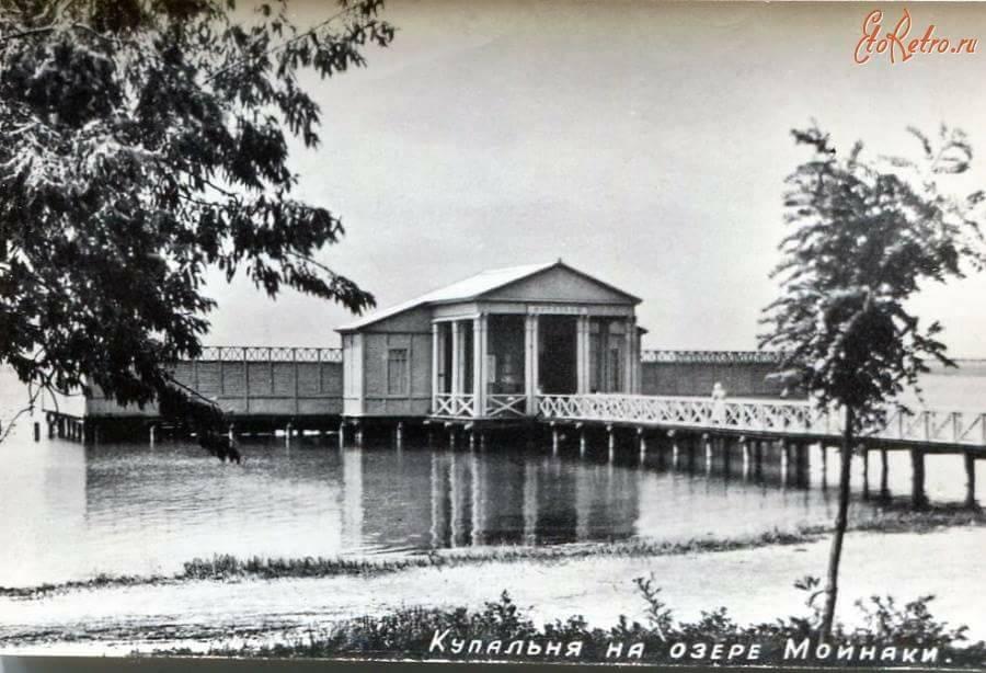 1962 -купальня на озере мойнаки
