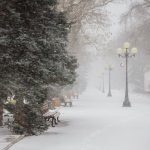 Снежная Евпатория