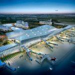 Новый терминал «Крымская волна» откроют весной