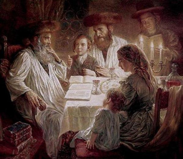 0Pesach-Seder