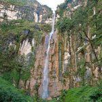 Где находится самый высокий водопад?