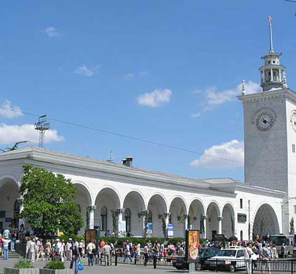 вокзал-vokzal