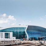 Открыт новый терминал Симферопольского аэропорта