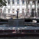 Памятник Николаю Мамуне
