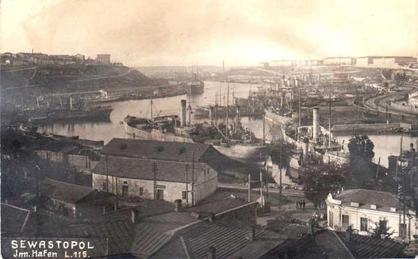 00-Севастополь, 1918 год