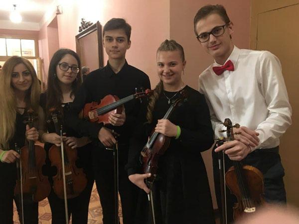 Бауэр и оркестр