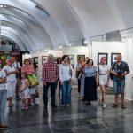Художественная выставка «Петля времени»