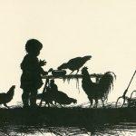 «Из деревенских воспоминаний» художницы Елизаветы Бём