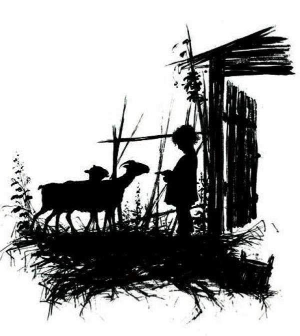 siluet.-iz-kn.-silueti-iz-jizni-detei-.-malchik-s-kozami.-1877-artfond