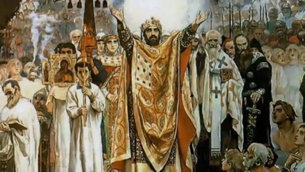 владимир-креститель руси