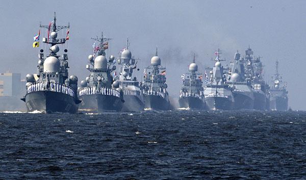 0-Корабли ВМФ России в Кронштадте