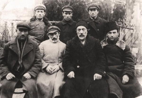 00-Евреи поселенцы в Крыму. 1929 г.