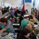 Керченский рыбный рынок