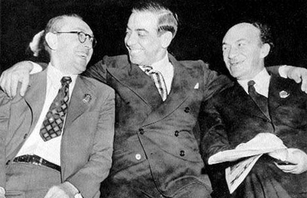1918-Михоэлс, Фефер и Эпштейн