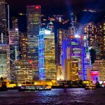 Гонконг город будущего